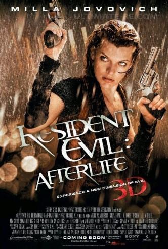 Обитель зла 4: Жизнь после смерти / Resident Evil: Afterlife (2010)