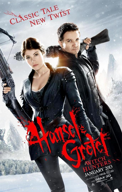 Охотники на ведьм / Hansel & Gretel: Witch Hunters (2013)
