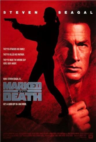 Помеченный смертью / Marked For Death (1990)