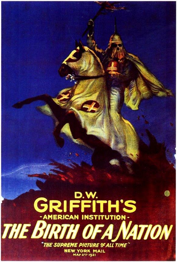 Рождение нации / The Birth of a Nation (1915): постер