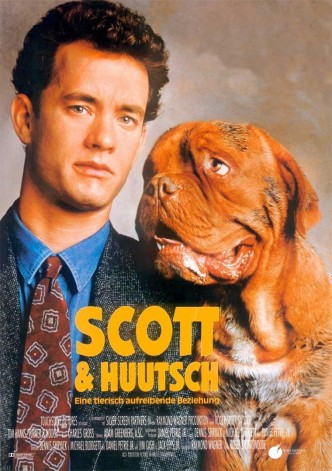 Тёрнер и Хуч / Turner & Hooch (1989)