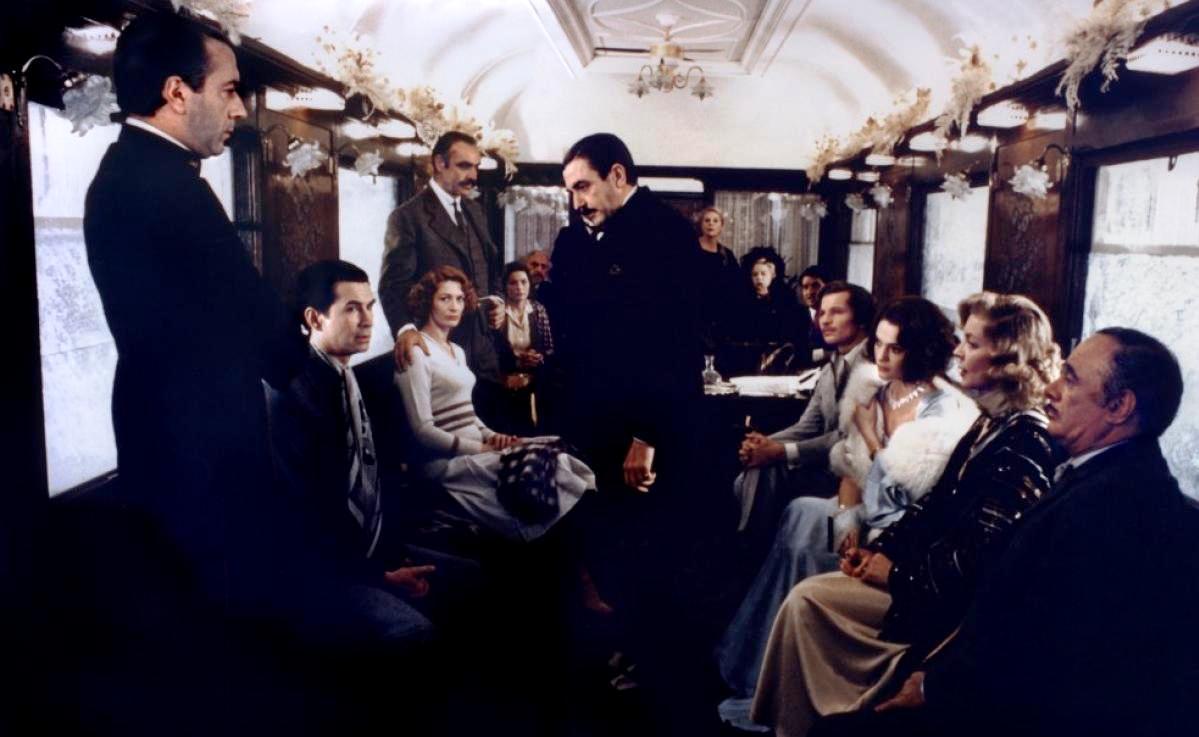 Убийство в Восточном экспрессе / Murder on the Orient Express (1974): кадр из фильма