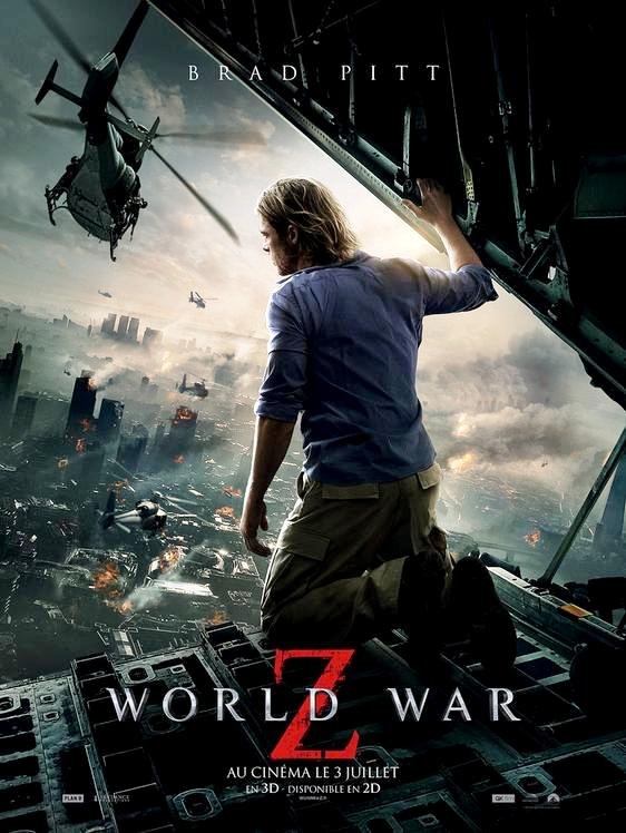 Война миров Зет / World War Z (2013)