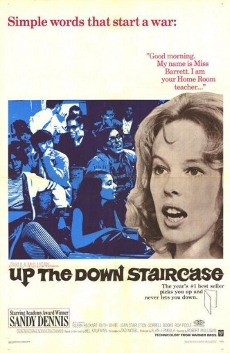 Вверх по лестнице, ведущей вниз / Up the Down Staircase (1967)