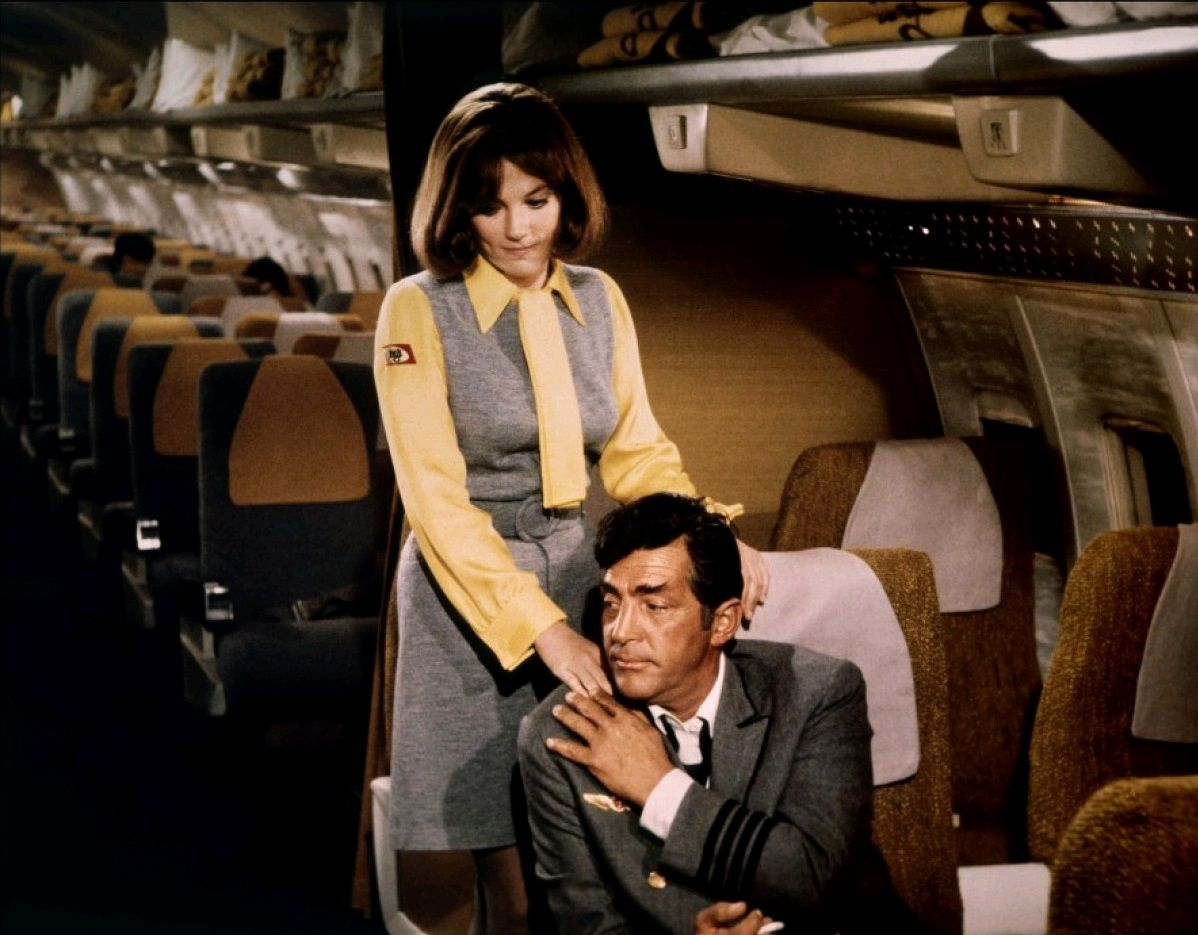 Аэропорт / Airport (1970): кадр из фильма