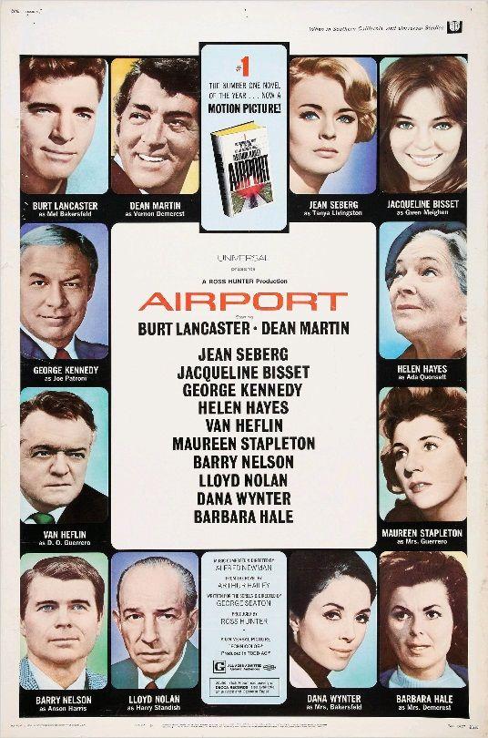 Аэропорт / Airport (1970): постер