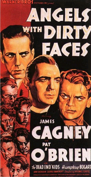 Ангелы с грязными лицами / Angels with Dirty Faces (1938): постер