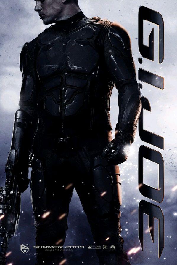 Бросок кобры / G.I. Joe: The Rise of Cobra (2009): постер
