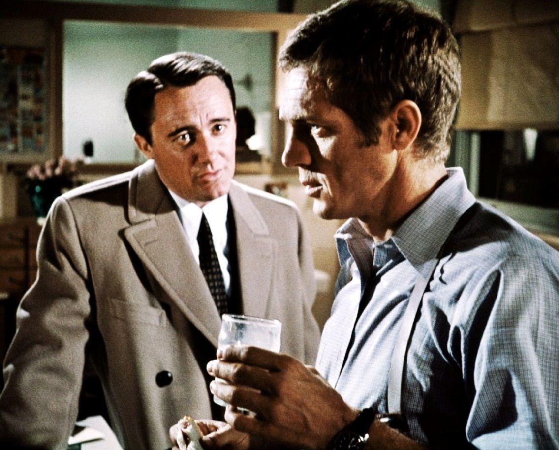 Буллит / Bullitt (1968): кадр из фильма