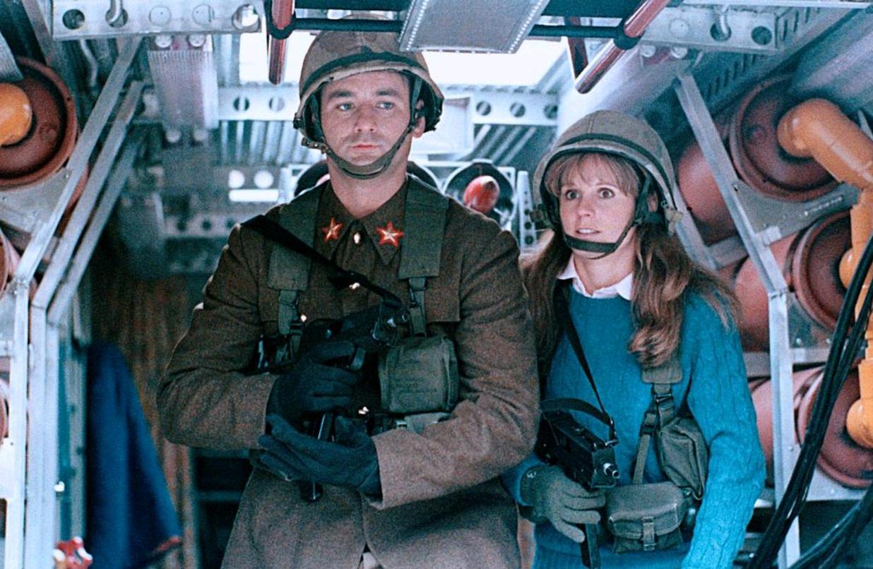 Добровольцы поневоле / Stripes (1981): кадр из фильма