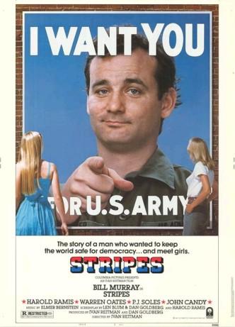 Добровольцы поневоле / Stripes (1981)