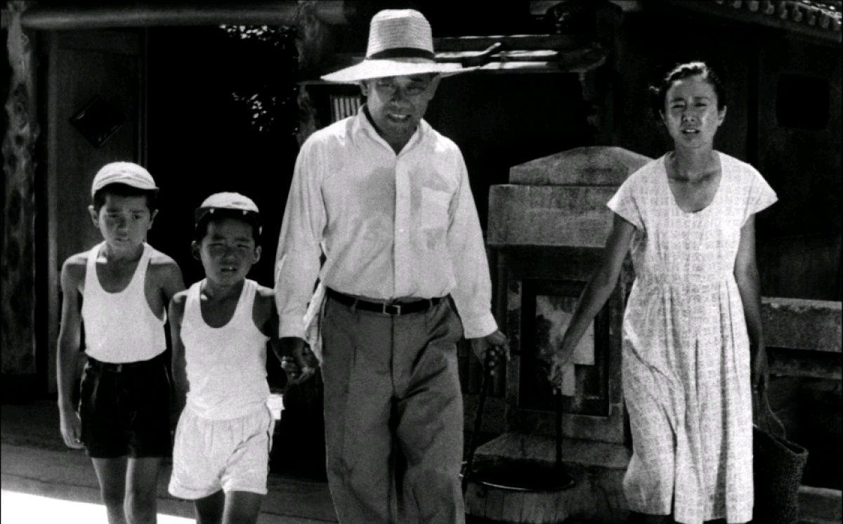 Голый остров / Hadaka no shima (1960): кадр из фильма