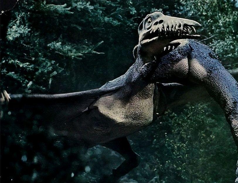 Легенда о динозавре / Kyôryû kaichô no densetsu (1977): кадр из фильма