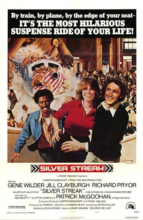 Серебряная стрела / Silver Streak (1976): постер