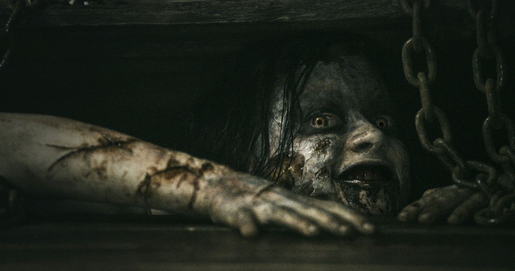 Зловещие мертвецы: Черная книга / Evil Dead (2013): кадр из фильма