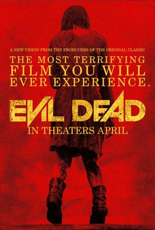 Зловещие мертвецы: Черная книга / Evil Dead (2013): постер