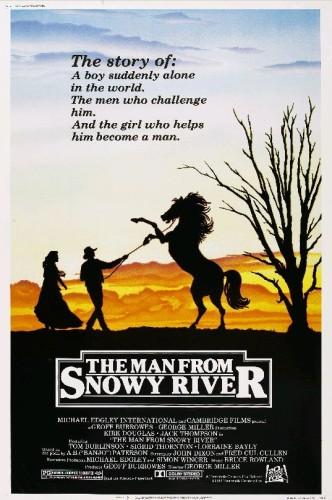 Человек со Снежной реки / The Man from Snowy River (1982)