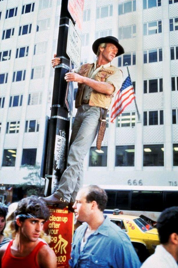 Данди по прозвищу «Крокодил» / Crocodile Dundee (1986): кадр из фильма