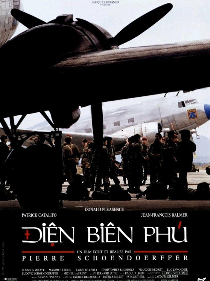 Дьенбьенфу / Diên Biên Phú (1992): постер