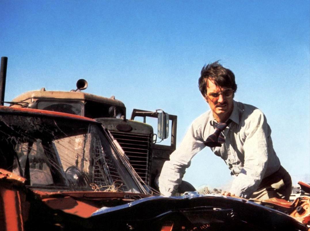Дуэль / Duel (1971) (ТВ): кадр из фильма