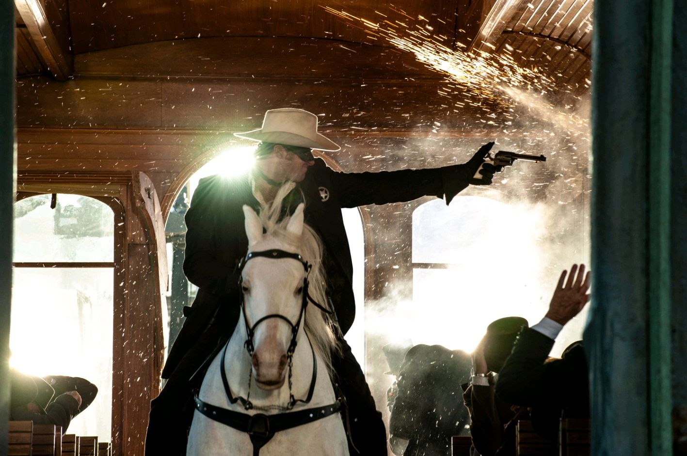 Одинокий рейнджер / The Lone Ranger (2013): кадр из фильма