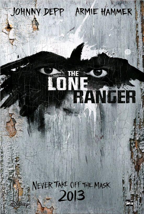 Одинокий рейнджер / The Lone Ranger (2013): постер