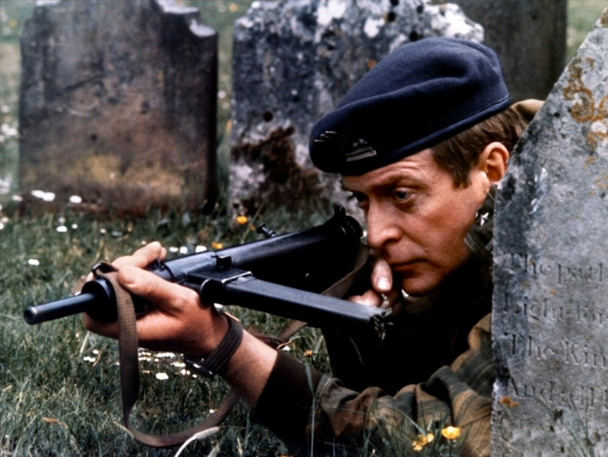 Орёл приземлился / The Eagle Has Landed (1976): кадр из фильма