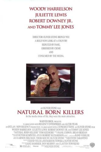 Прирождённые убийцы / Natural Born Killers (1994)