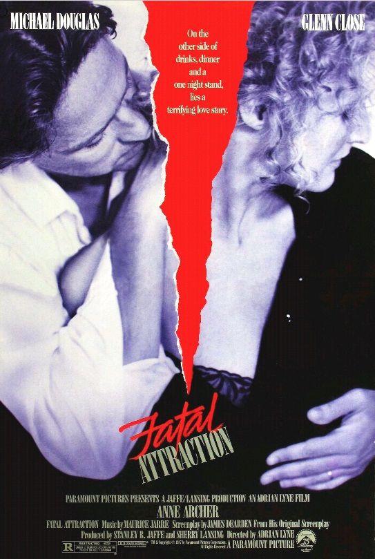 Роковое влечение / Fatal Attraction (1987): постер