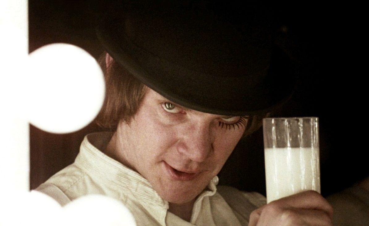 Заводной апельсин / A Clockwork Orange (1971): кадр из фильма