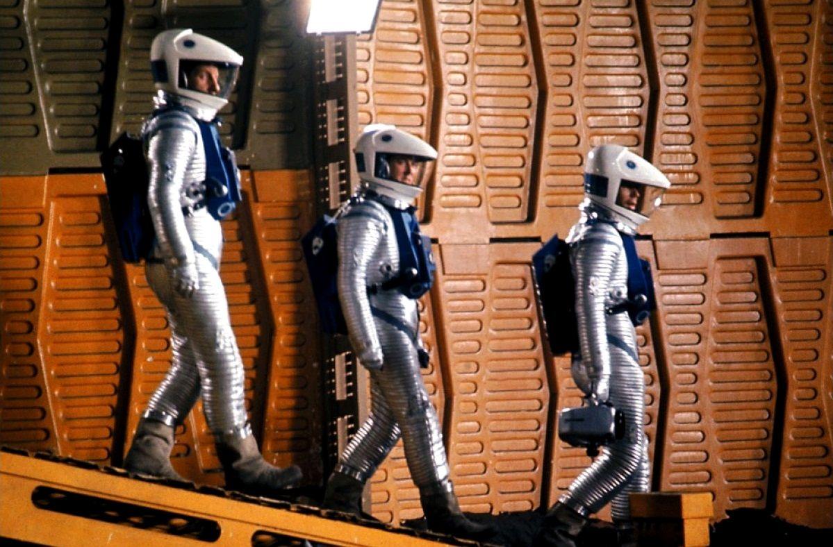2001: Космическая Одиссея / 2001: A Space Odyssey (1968)2001: Космическая Одиссея / 2001: A Space Odyssey (1968): кадр из фильма