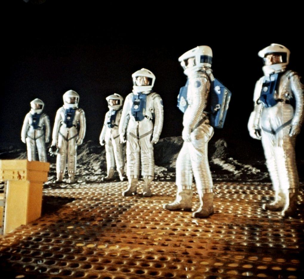 2001: Космическая Одиссея / 2001: A Space Odyssey (1968): кадр из фильма