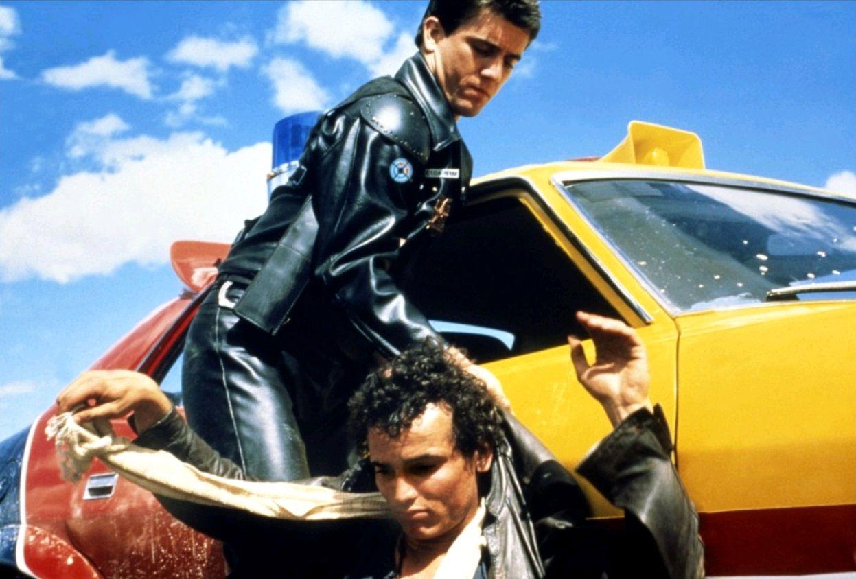 Безумный Макс / Mad Max (1979): кадр из фильма