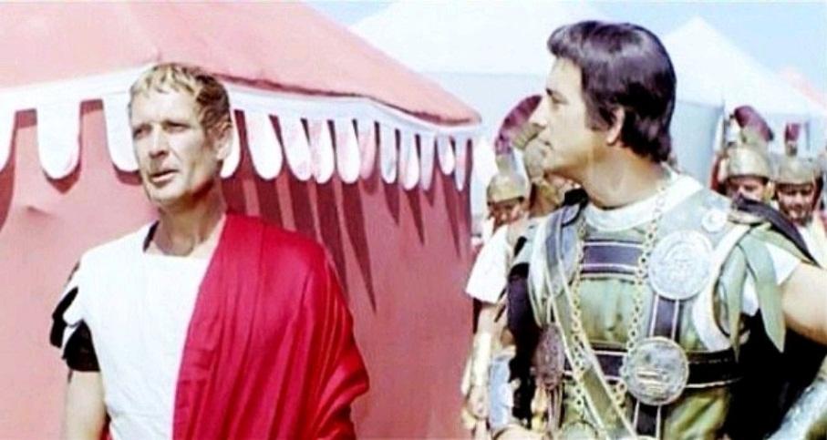 Даки / Dacii (1967): кадр из фильма
