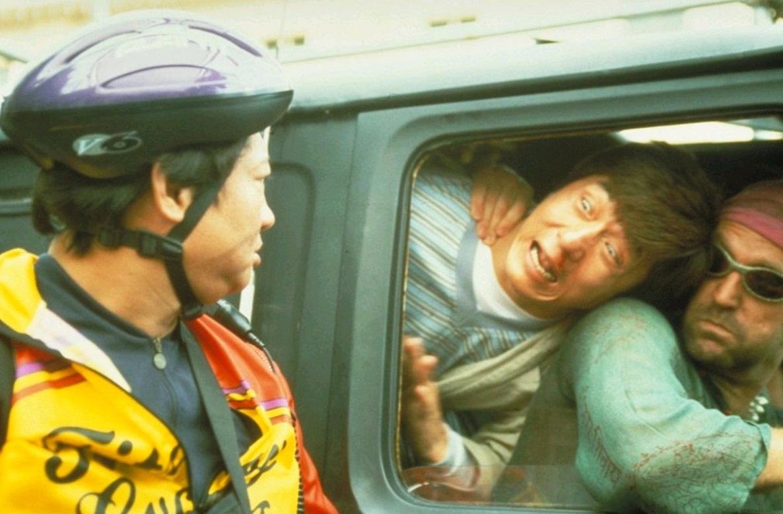 Мистер Крутой / Yat goh ho yan / Mr. Nice Guy (1997): кадр из фильма