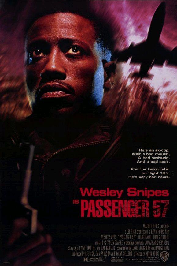 Пассажир 57 / Passenger 57 (1992): кадр из фильма