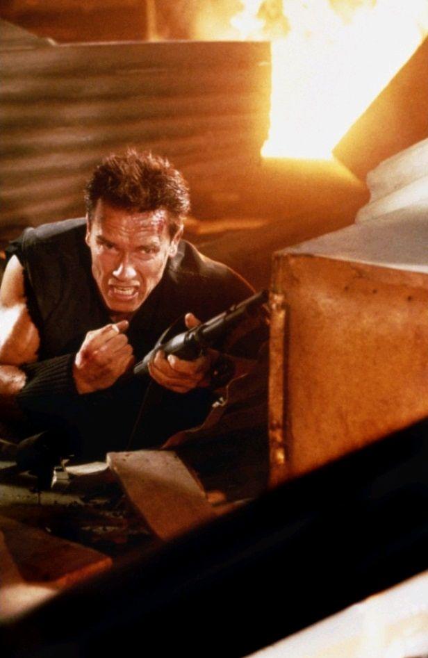 Стиратель / Eraser (1996): кадр из фильма