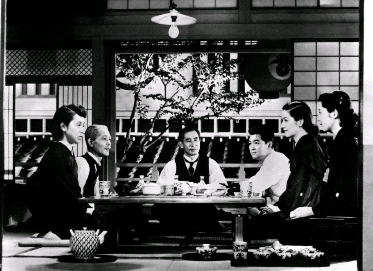 Токийская повесть / Tokyo monogatari (1953): кадр из фильма