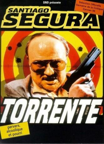 Торренте, глупая рука закона / Torrente, el brazo tonto de la ley (1998)
