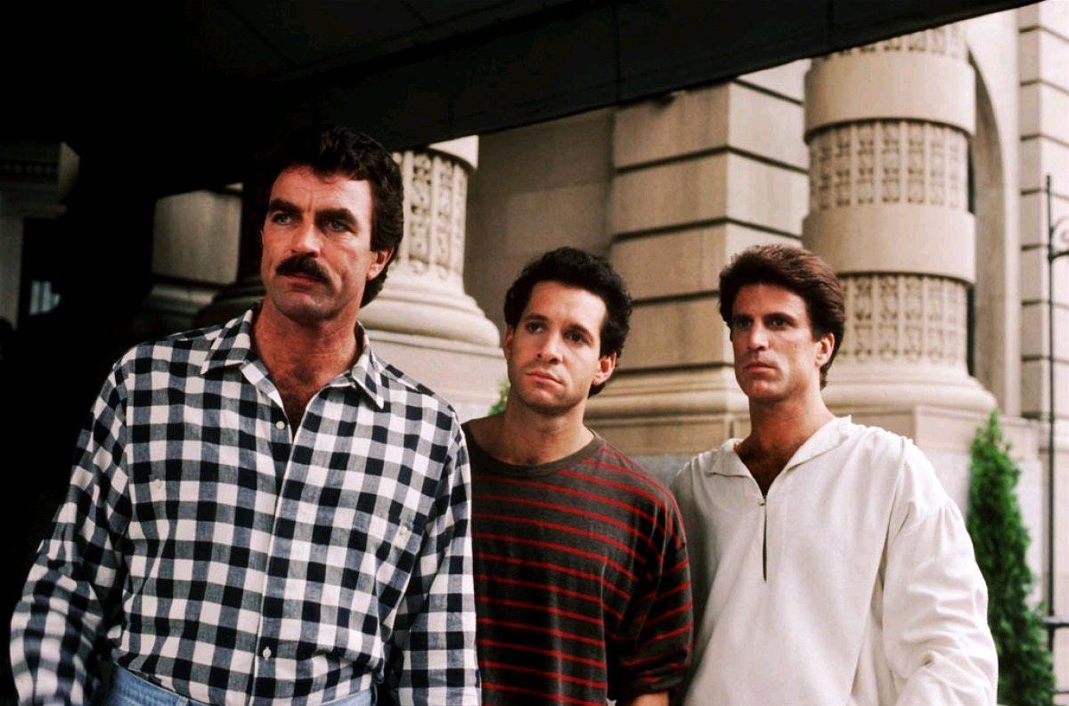 «Трое Мужчин И Младенец» / 1987