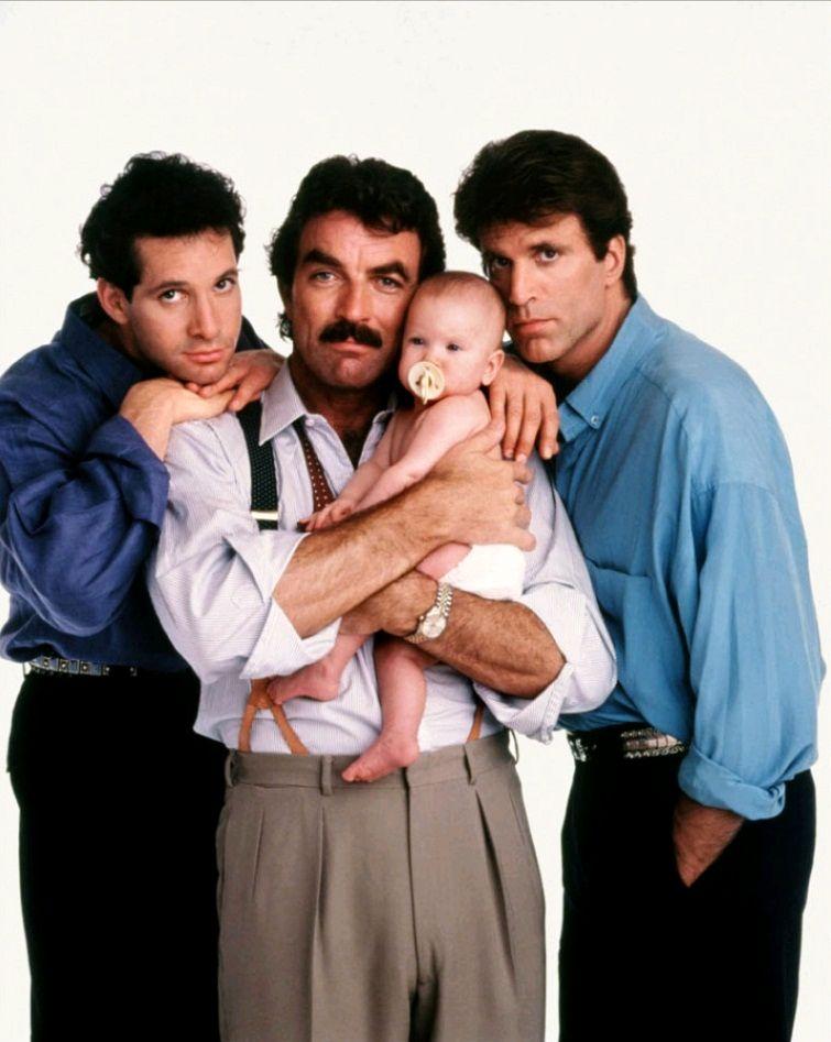 Трое мужчин и младенец / 3 Men and a Baby (1987): кадр из фильма