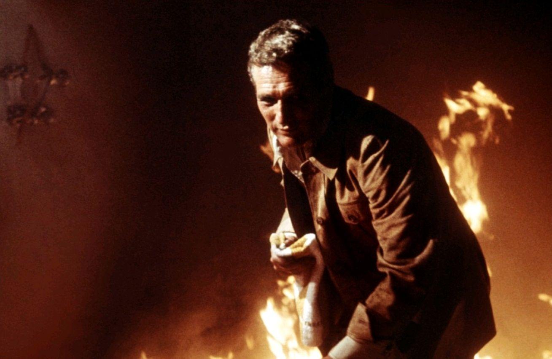 Ад в поднебесье / The Towering Inferno (1974): кадр из фильма