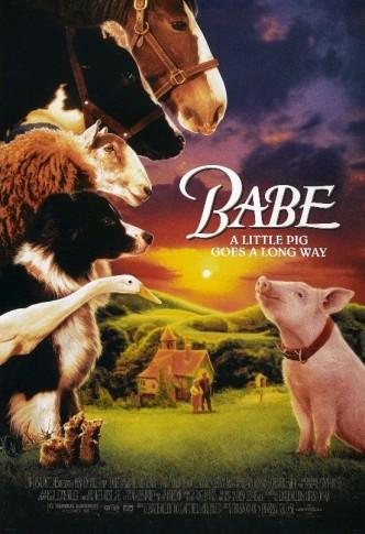 Бейб: четвероногий малыш / Babe (1995)