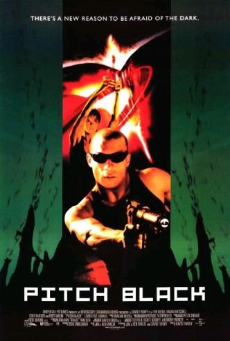 Чёрная дыра / Pitch Black (2000)