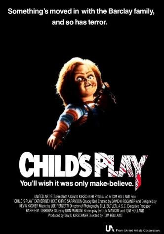 Детская игра / Child's Play (1988)