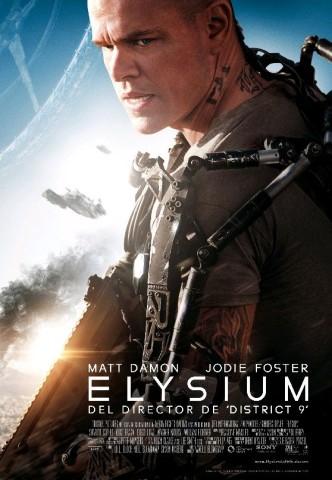 Элизиум: Рай на Земле / Elysium (2013)