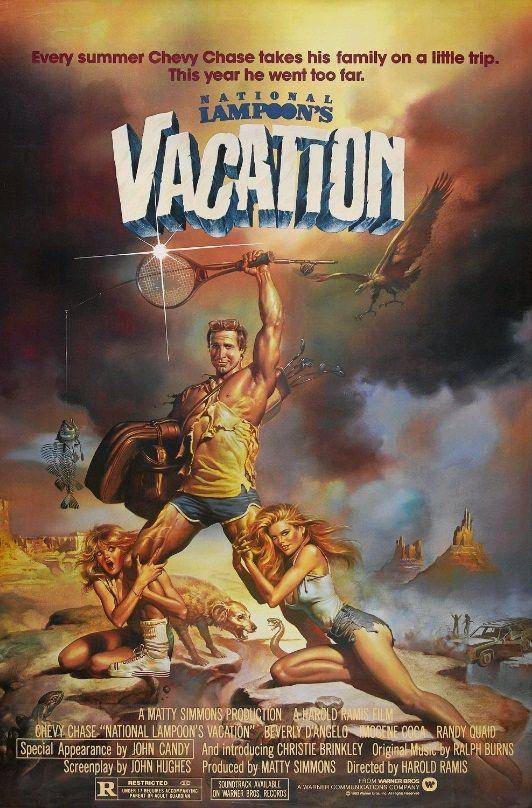 Каникулы / Vacation (1983): постер