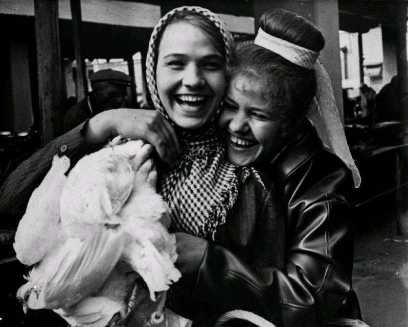 Короткие встречи / Korotkie vstrechi (1967): кадр из фильма