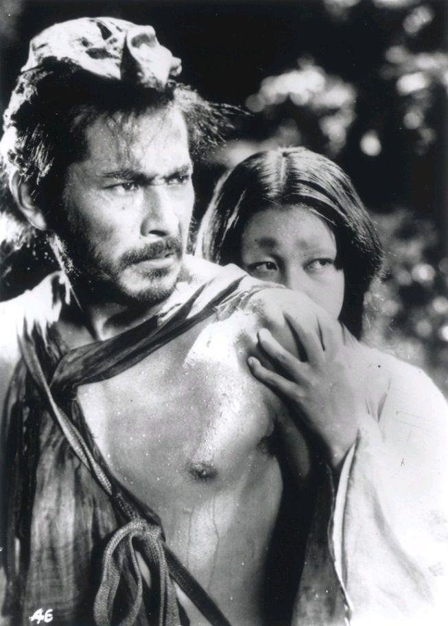 Расёмон / Rashômon (1950): кадр из фильма