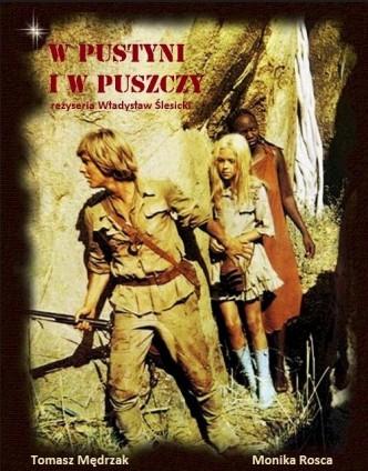 В пустыне и в джунглях / W pustyni i w puszczy (1973)